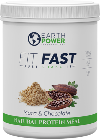 Fit Fast Macca & Chocolate
