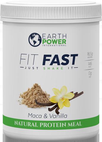 Fit Fast Maca & Vanilla
